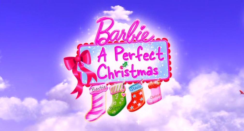 Pics photos barbie a perfect christmas holiday activity pad