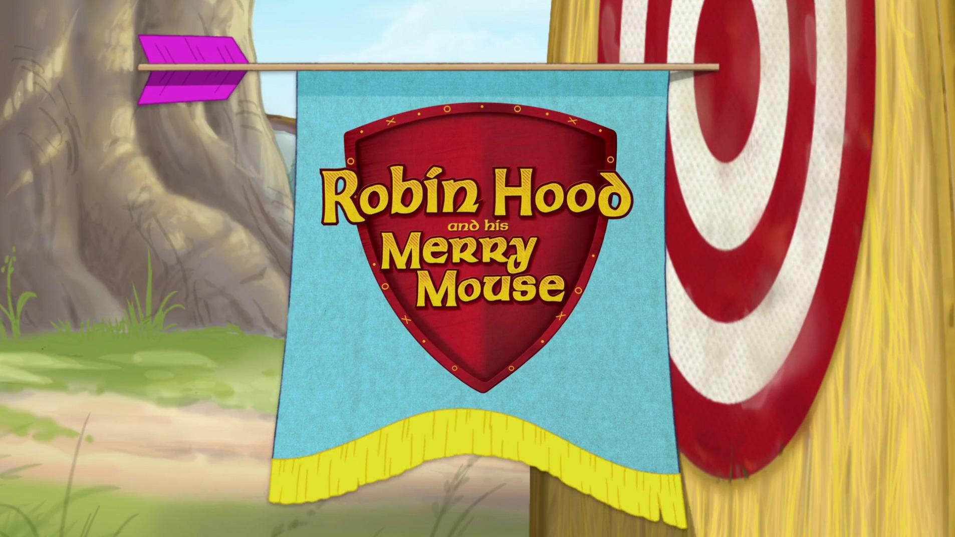 Том и джерри робин гуд и мышь весельчак 25 фотография