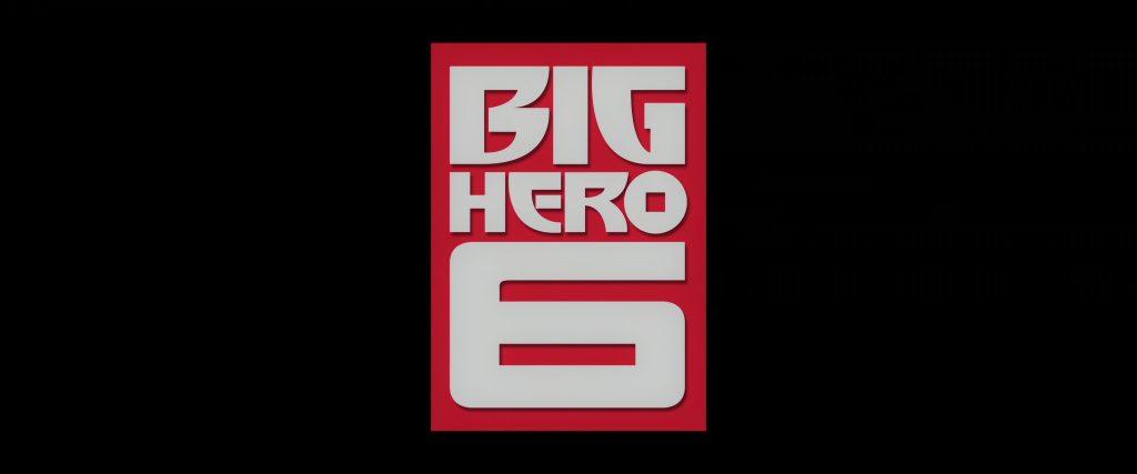 4K – Big Hero 6 (2014)