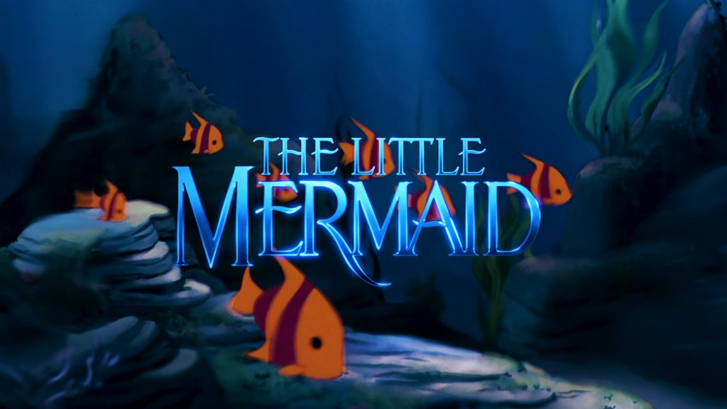 4K – The Little Mermaid (1989)