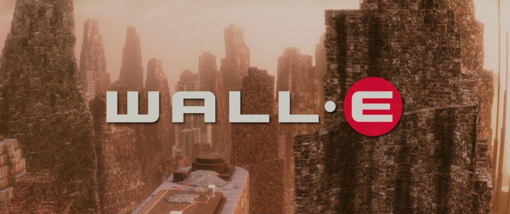 4K – WALL·E (2008)